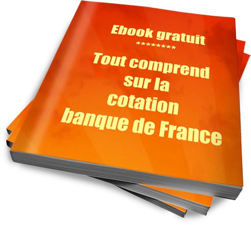 la cotation banque de france
