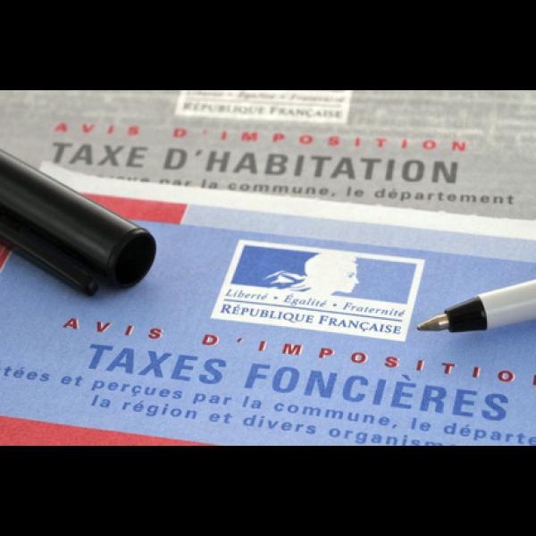 Taxe for Taxe habitation garage non attenant